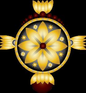 SRBM Chakra Logo